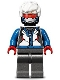 Minifig No: ow006  Name: Soldier: 76