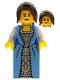 Minifig No: pi121  Name: Governor's Daughter, Dress