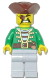Minifig No: pi147  Name: Pirate Gunner