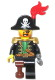 Minifig No: pi148  Name: Pirate Captain