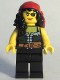 Minifig No: pi172  Name: Pirate Chess Queen