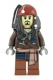 Minifig No: poc029  Name: Captain Jack Sparrow Voodoo