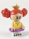 Minifig No: ppg002  Name: Princess Morbucks