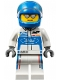 Minifig No: sc038  Name: Ford 2016 GT Driver