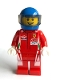 Minifig No: sc066  Name: Ferrari 488 GTE Race Car Driver