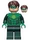 Minifig No: sh001  Name: Green Lantern (Comic-Con 2011 Exclusive)