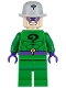 Minifig No: sh008  Name: The Riddler, Bowler Hat