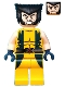 Minifig No: sh017  Name: Wolverine