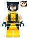 Minifig No: sh017  Name: Wolverine