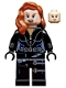 Minifig No: sh035  Name: Black Widow - Black Hands