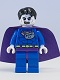 Minifig No: sh043  Name: Bizarro (Comic-Con 2012 Exclusive)