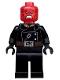 Minifig No: sh107  Name: Red Skull