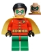 Minifig No: sh112a  Name: Robin - Very Short Cape