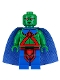 Minifig No: sh114  Name: Martian Manhunter