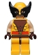 Minifig No: sh118  Name: Wolverine - Mask
