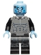 Minifig No: sh141  Name: Electro, Dark Bluish Gray and Black Suit