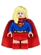 Minifig No: sh157  Name: Supergirl