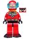 Minifig No: sh161  Name: Scuba Robin