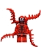 Minifig No: sh187  Name: Carnage - Short Appendages