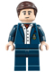 Minifig No: sh235  Name: Bruce Wayne - Ascot and Button Down Shirt