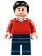 Minifig No: sh236  Name: Dick Grayson - Classic TV Series