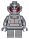 Minifig No: sh253  Name: Ultron - Short Legs