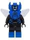 Minifig No: sh278  Name: Blue Beetle