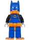 Minifig No: sh309  Name: Batman - Scu-Batsuit
