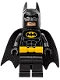 Minifig No: sh318  Name: Batman - Utility Belt, Head Type 2