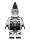 Minifig No: sh323  Name: Zebra-Man