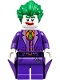 Minifig No: sh324  Name: The Joker - Long Coattails, Smile with Fang