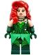 Minifig No: sh327  Name: Poison Ivy - Cloth Skirt
