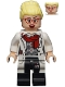 Minifig No: sh340  Name: Dr. Harleen Quinzel - Red Glasses
