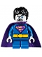 Minifig No: sh349  Name: Bizarro - Short Legs