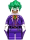 Minifig No: sh354  Name: The Joker - Long Coattails, Smile with Pointed Teeth Grin