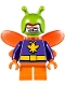 Minifig No: sh357  Name: Killer Moth - Short Legs