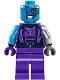 Minifig No: sh386  Name: Nebula - Torn Outfit, Angry