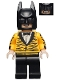 Minifig No: sh390  Name: Batman, Tiger Tuxedo Batman