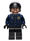 Minifig No: sh401  Name: GCPD Officer 2