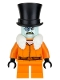 Minifig No: sh441  Name: The Penguin, Arkham Penguin
