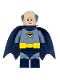 Minifig No: sh446  Name: Alfred Pennyworth - Classic Batsuit