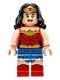 Minifig No: sh456  Name: Wonder Woman, Gold Belt, Blue Skirt