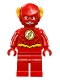 Minifig No: sh473  Name: The Flash - Gold Outlines on Chest