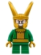 Minifig No: sh486  Name: Loki - Short Legs
