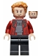 Minifig No: sh499  Name: Star-Lord (Infinity War)
