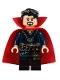 Minifig No: sh509  Name: Doctor Strange, Two Piece Cape