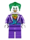Minifig No: sh515  Name: The Joker - Lime Bow Tie