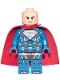 Minifig No: sh519  Name: Lex Luthor, Superman Armor