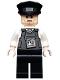 Minifig No: sh600  Name: Prison Guard
