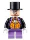 Minifig No: sh647  Name: The Penguin - Bright Waistcoat